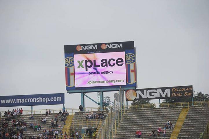 Xplace x Bologna Calcio