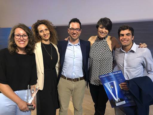 Xplace vince l'Interactive Key Award 2018 per Alpitour