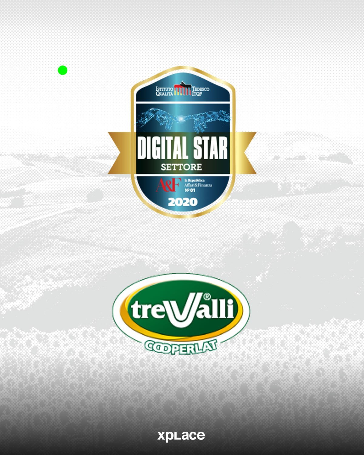 Premio Digital Star per Cooperlat
