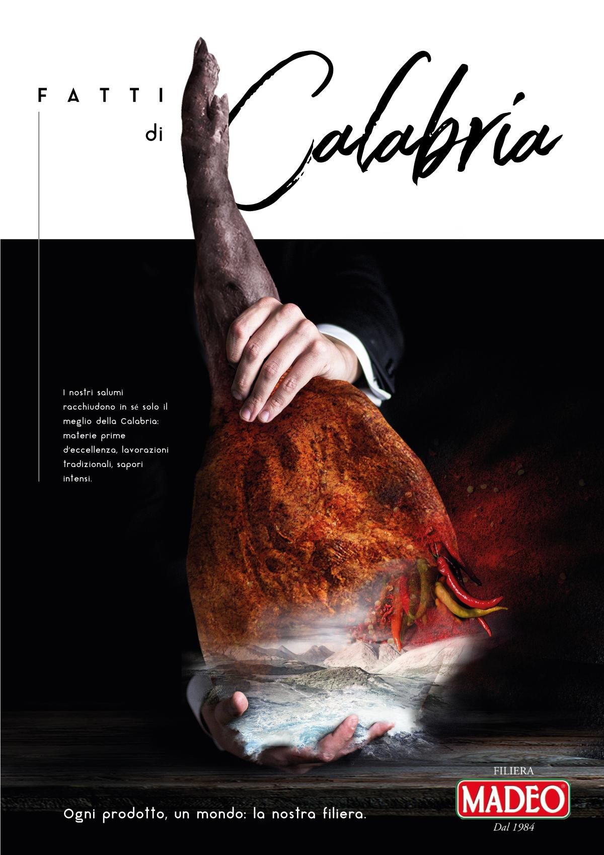 """Creazione concept """"Fatti di Calabria"""""""
